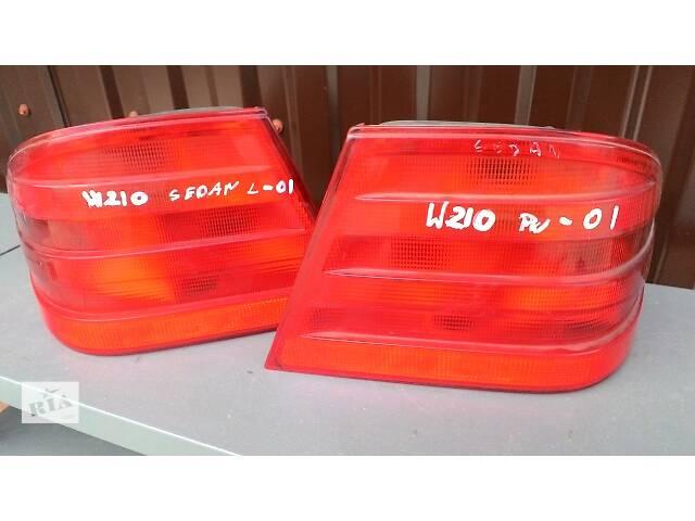 продам Б/у фонарь задний для легкового авто Mercedes E-Class бу в Яворове (Львовской обл.)