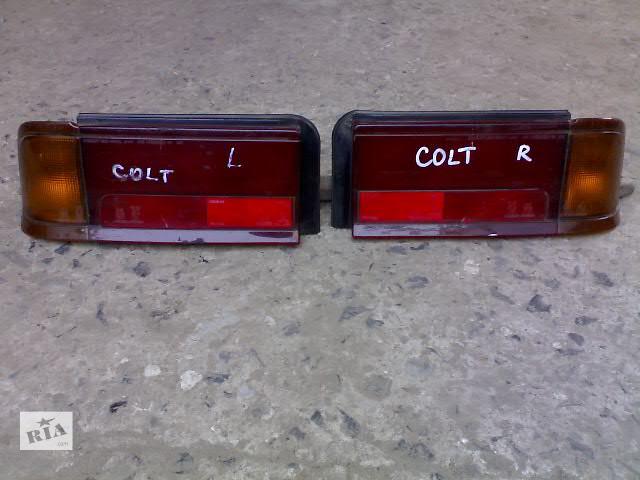 Б/у фонарь задний для легкового авто Mitsubishi Colt- объявление о продаже  в Сумах