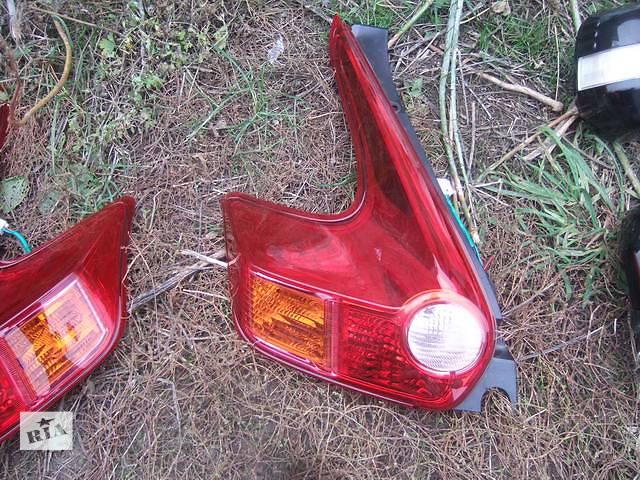 бу Б/у фонарь задний для легкового авто Nissan Juke в Ровно
