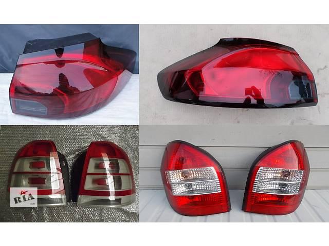 Б/у фонарь задний для легкового авто Opel Zafira- объявление о продаже  в Львове