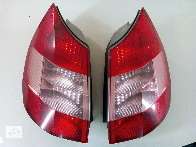 продам Б/у ліхтар задній для легкового авто Renault Scenic 2005 бу в Луцке