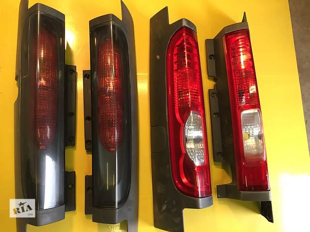 купить бу Б/у фонарь задний для легкового авто Renault Trafic в Ковеле