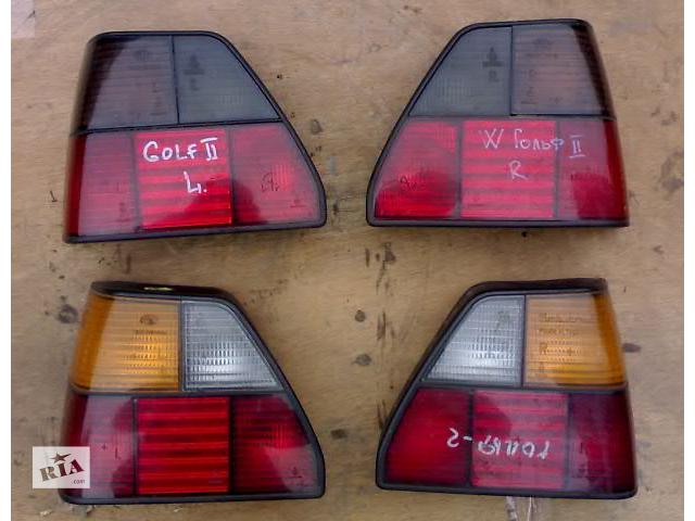 бу Б/у фонарь задний для легкового авто Volkswagen Golf II в Сумах