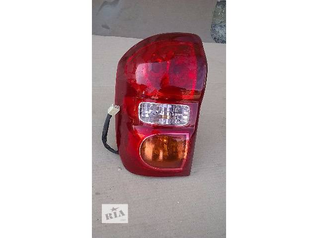 продам Б/у фонарь задний левый внешний для кроссовера Toyota Rav 4 2002 г бу в Николаеве