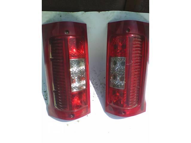 продам Б/у фонари задние Citroen Jumper 2004 бу в Броварах