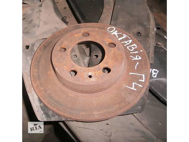 Б/у гальмівний диск для легкового авто Skoda Octavia? Volkswagen GolfIV- объявление о продаже  в Львове