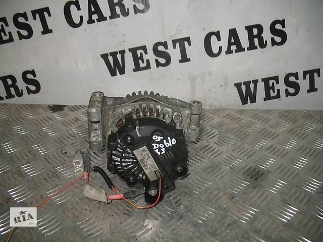 Б/у генератор/щетки для легкового авто Fiat Doblo- объявление о продаже  в Луцке