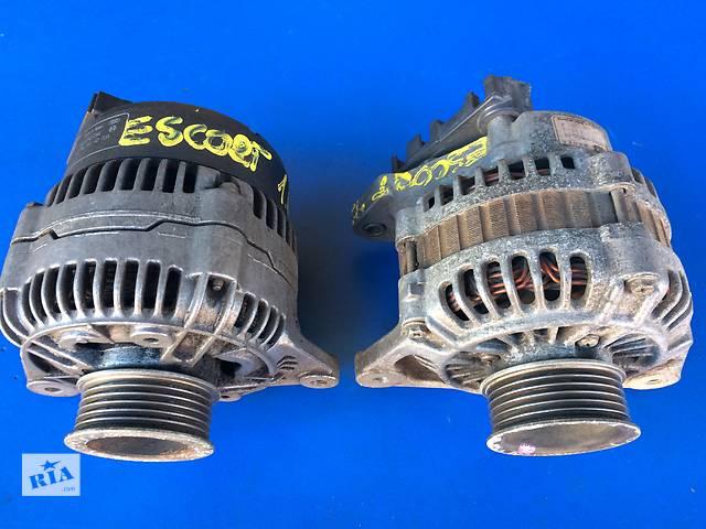 купить бу Б/у генератор/щетки для легкового авто Ford Escort 1.4, 1.6, 1.8 16V в Луцке