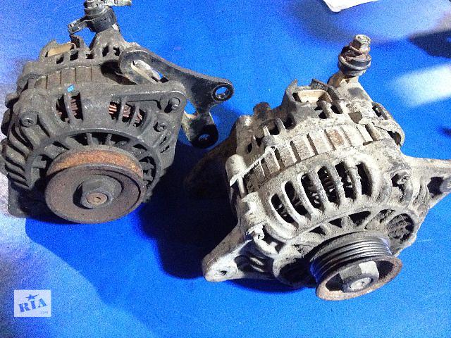 купить бу Б/у генератор/щетки для легкового авто Mazda 323F  в Луцке