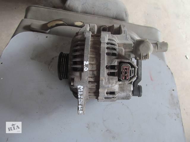 бу Б/у генератор/щетки для легкового авто Mazda 626 в Яворове (Львовской обл.)