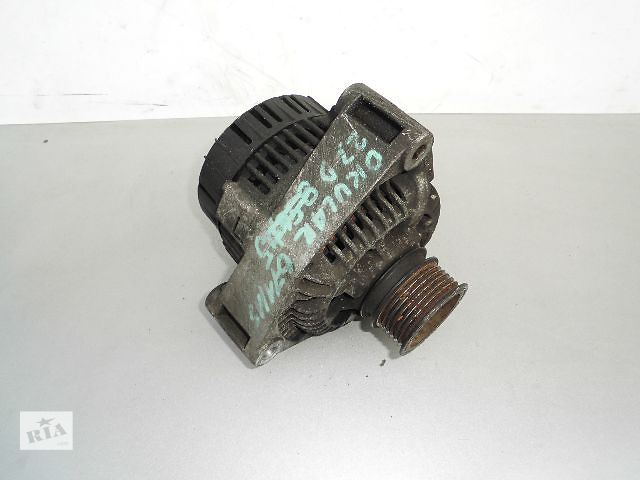 Б/у генератор/щетки для легкового авто Mercedes E-Class (W210) 250D 90A.- объявление о продаже  в Буче (Киевской обл.)