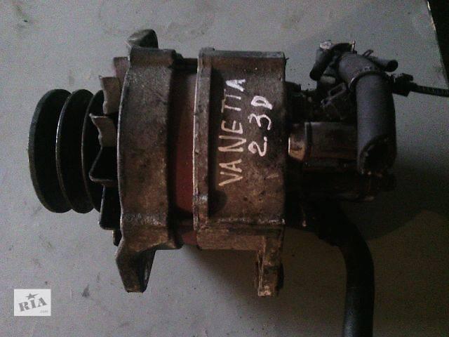 продам Б/у генератор/щетки для легкового авто Nissan Vanette 2.3  бу в Ковеле