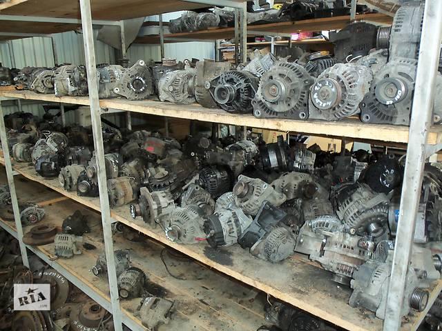 продам Б/у генератор/щетки для легкового авто Opel Vectra A бу в Луцке