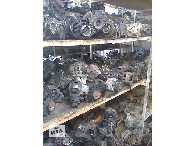 продам Б/у генератор/щетки для легкового авто Renault Laguna II бу в Луцке