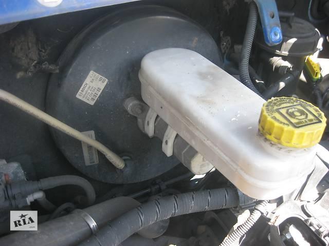 купить бу Б/у главный тормозной цилиндр Citroen Jumper 2006- в Ровно