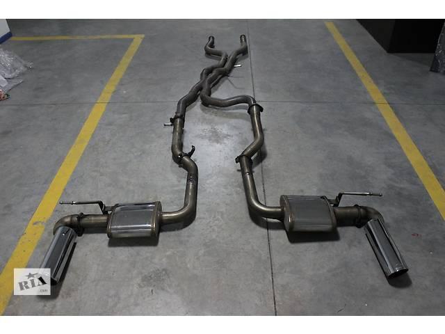 бу Б/у глушитель для легкового авто Audi Q7 в Киеве