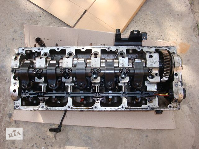 Б/у головка блока 2.5TDi для легкового авто Volkswagen Touareg 2007- объявление о продаже  в Хусте