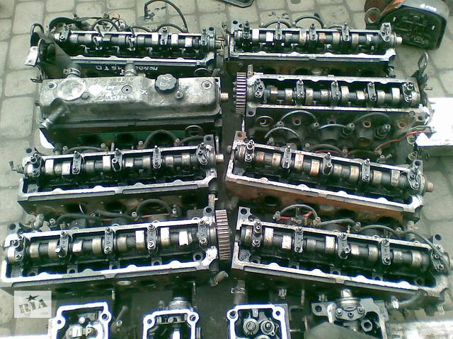 бу Б/у головка блока для легкового авто Ford Fiesta в Ковеле