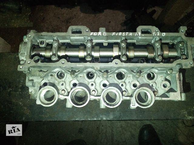 купить бу Б/у головка блока для легкового авто Ford Fusion Focus Fiesta 1.4tdci в Ковеле