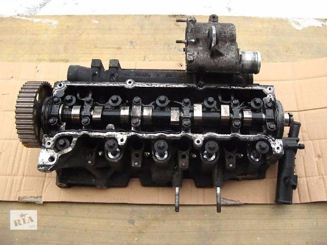 продам Б/у головка блока для легкового авто Renault Megane II1.5DCI бу в Луцке