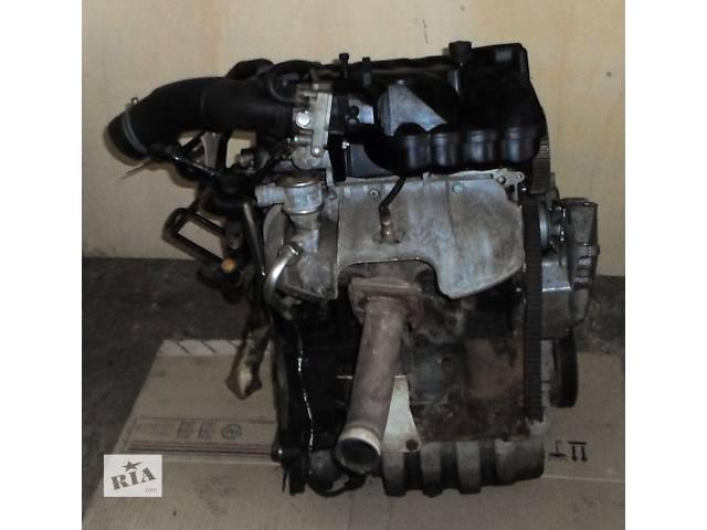 купить бу Б/у Головка блока Мотор дизель 1,9 TDI Фольксваген Volkswagen Golf IV 4 2002 в Рожище