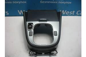 Б/У Накладка центральной консоли под МКПП Grand Vitara 1998 - 2005 7580050J00. Лучшая цена!