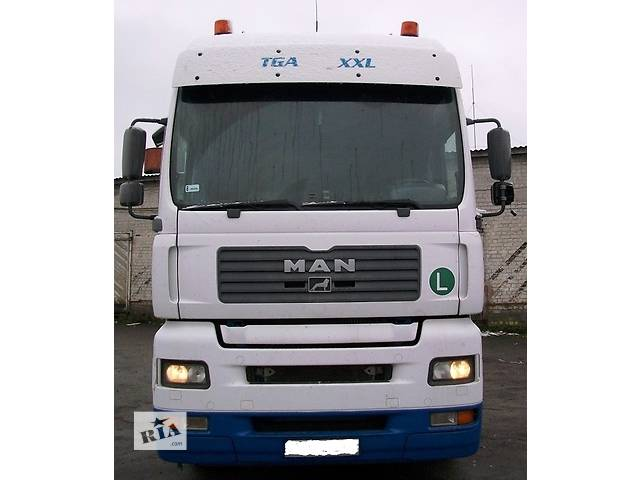 Б/у Кабіна кабина для грузовика МАН MAN TGA 18 480 Evro3 2003- объявление о продаже  в Рожище