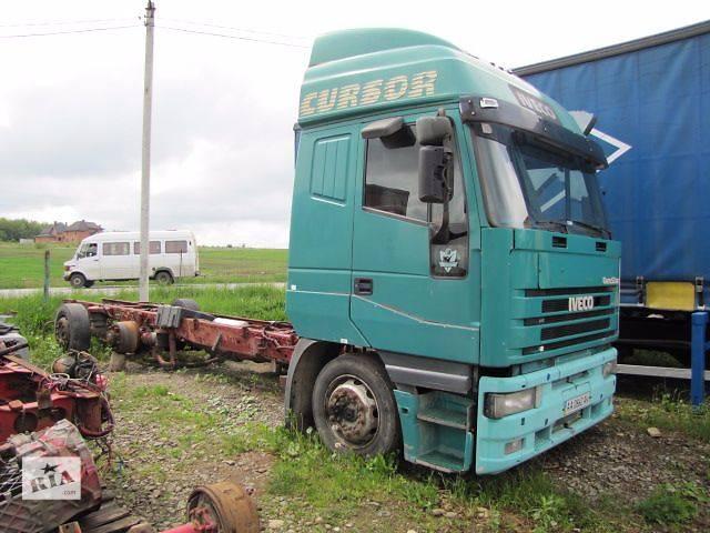 продам Б/у кабина для грузовика Iveco EuroStar бу в Черновцах