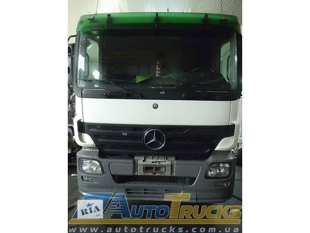 продам Б/у кабина для грузовика Mercedes Actros бу в Черновцах