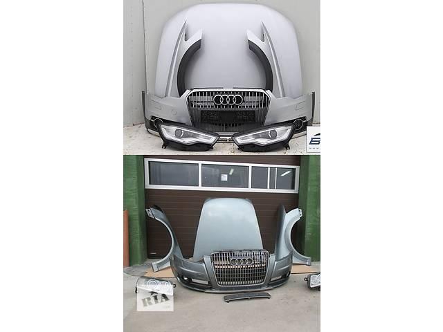 Б/у капот для легкового авто Audi A6 Allroad- объявление о продаже  в Львове