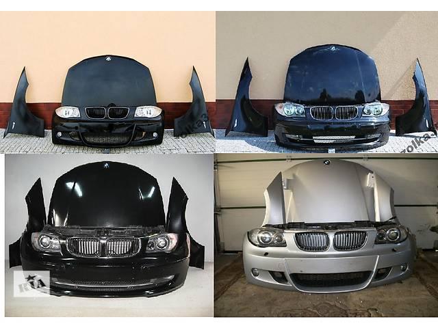 купить бу Б/у капот для легкового авто BMW 1 Series e87 e88 e81 e82 в Львове