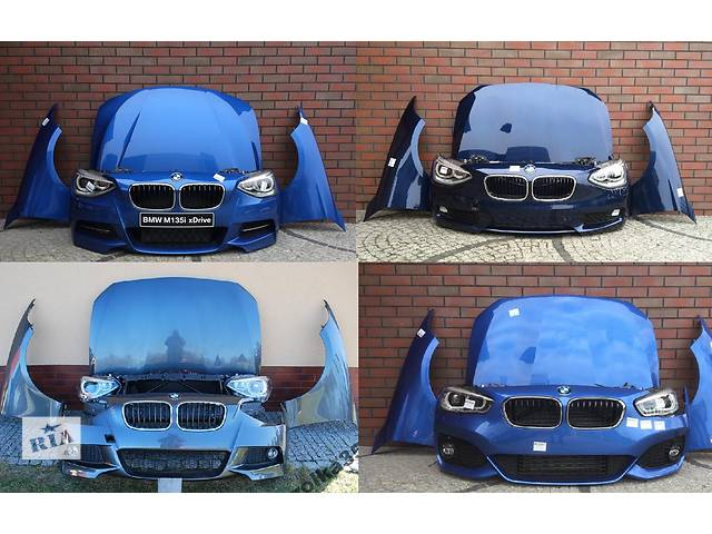 бу Б/у капот для легкового авто BMW 1 Series f20 в Львове