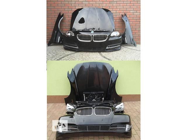купить бу Б/у капот для легкового авто BMW 5 Series f10 f11 в Львове