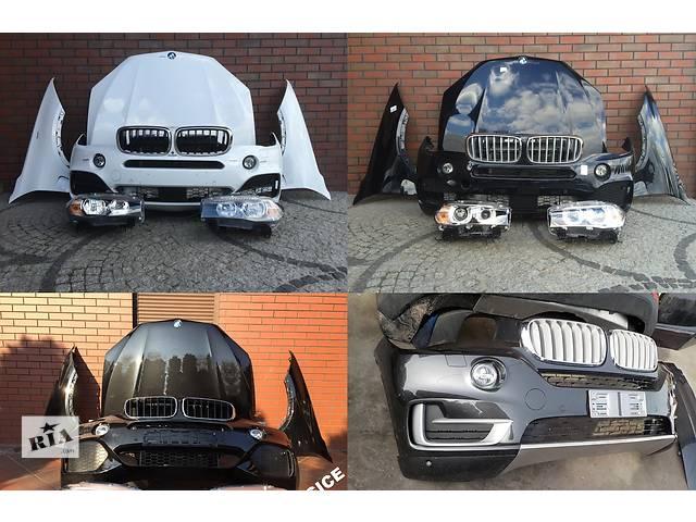 Б/у капот для легкового авто BMW X5 f15- объявление о продаже  в Львове