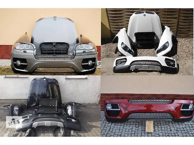 бу Б/у капот для легкового авто BMW X6 e71 в Львове