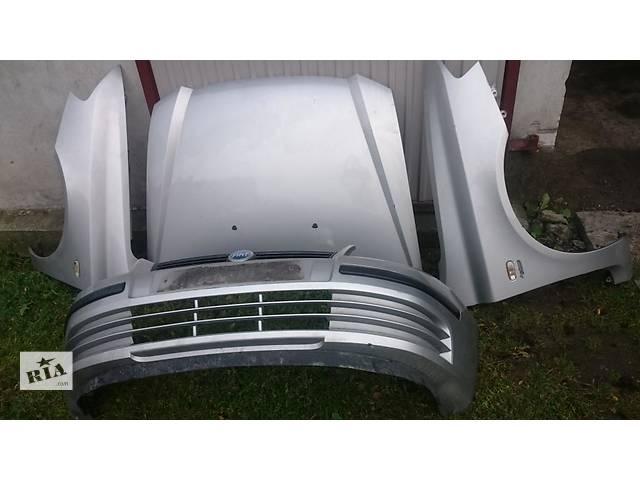 купить бу Б/у капот для легкового авто Fiat Stilo в Львове