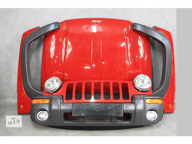 Б/у капот для легкового авто Jeep Liberty- объявление о продаже  в Львове