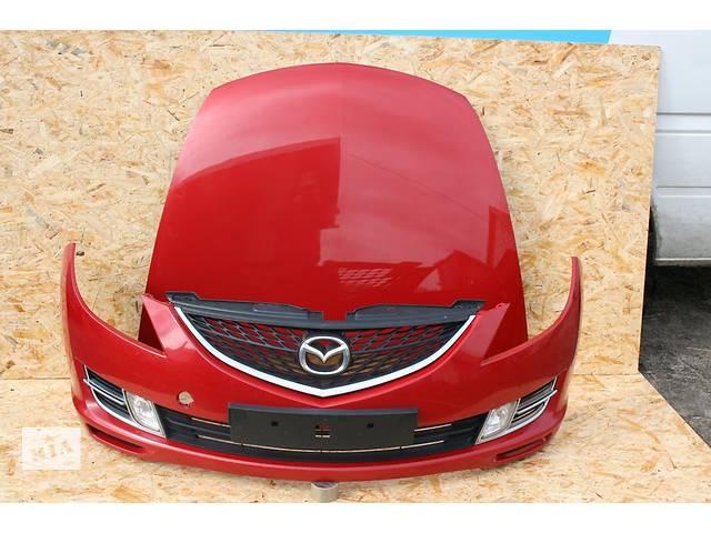 купить бу Б/у капот для легкового авто Mazda 6 в Львове