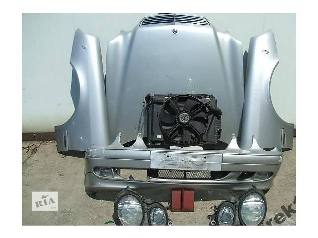 купить бу Б/у капот для легкового авто Mercedes CLK-Class w208 00-02 в Львове