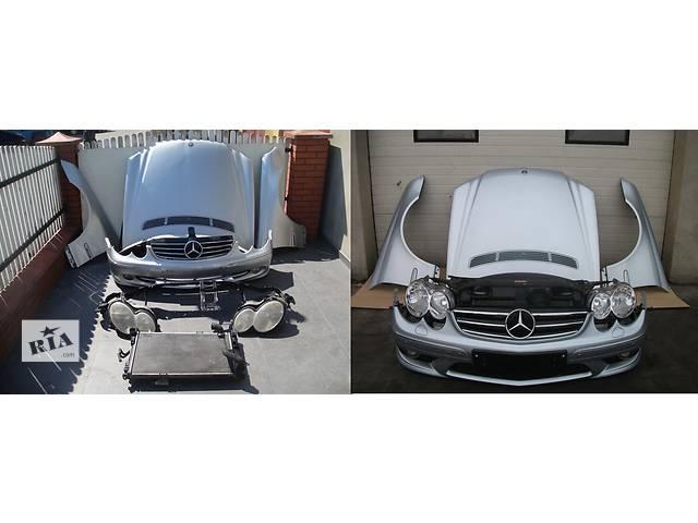 продам Б/у капот для легкового авто Mercedes CLK-Class w209 02- бу в Львове