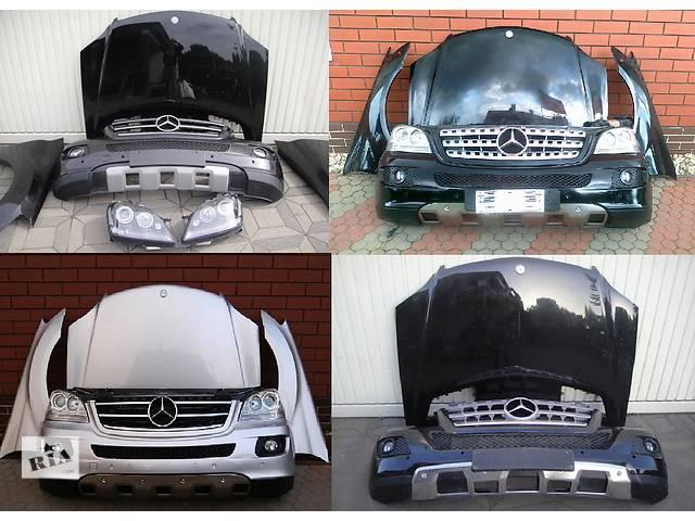 купить бу Б/у капот для легкового авто Mercedes ML-Class w164 05-11 в Львове