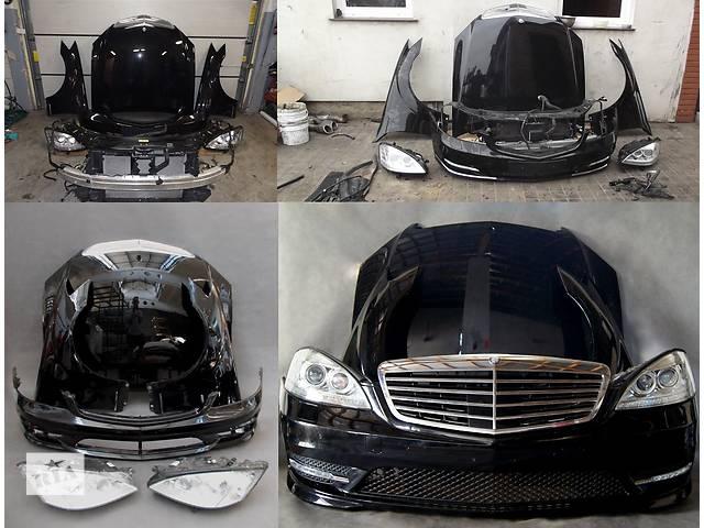 продам Б/у капот для легкового авто Mercedes S-Class w221 05-13 бу в Львове