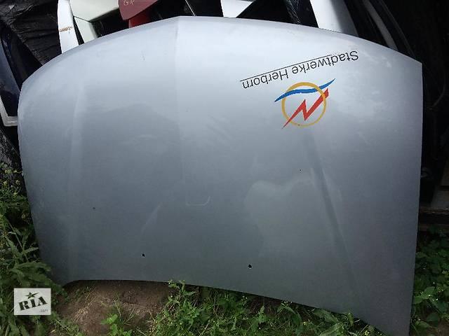 продам Б/у капот для легкового авто Mitsubishi Pajero Sport бу в Киеве