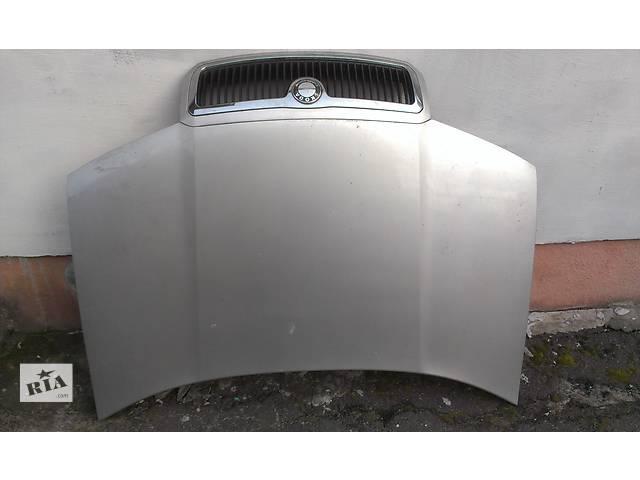 Б/у капот для легкового авто Skoda Fabia 1- объявление о продаже  в Ковеле