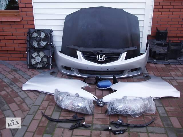 продам Б/у Капот Honda Accord 2003-2005 бу в Киеве