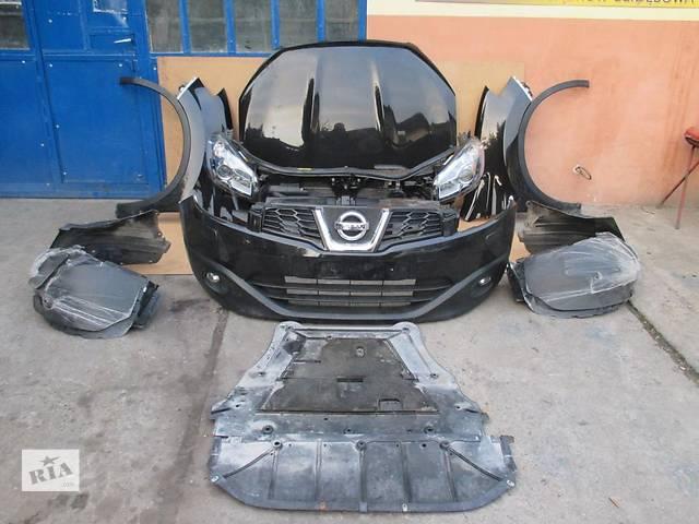 бу Б/у Капот Nissan Qashqai 2009-2012 в Киеве