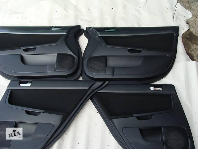 купить бу Б/у карта двери для легкового авто Mitsubishi Lancer X в Черкассах