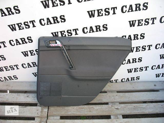 купить бу Б/у карта двери для легкового авто Volkswagen Polo 5D 2005 в Луцке