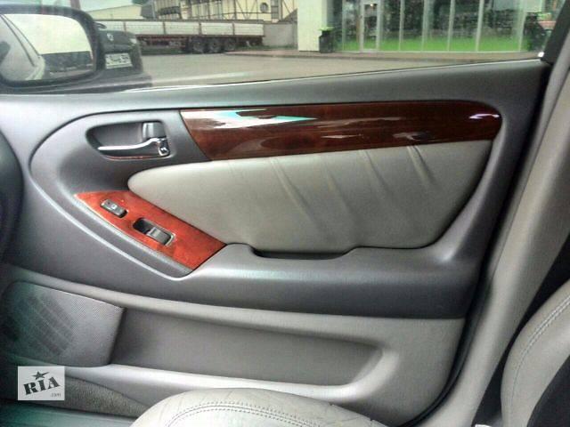 бу Б/у карта двери для седана Lexus GS 300 1999г в Николаеве