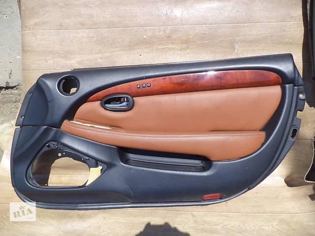 продам Б/у карта двери правая 67610-24540-C0 для кабриолета Lexus SC 430 2007г бу в Николаеве